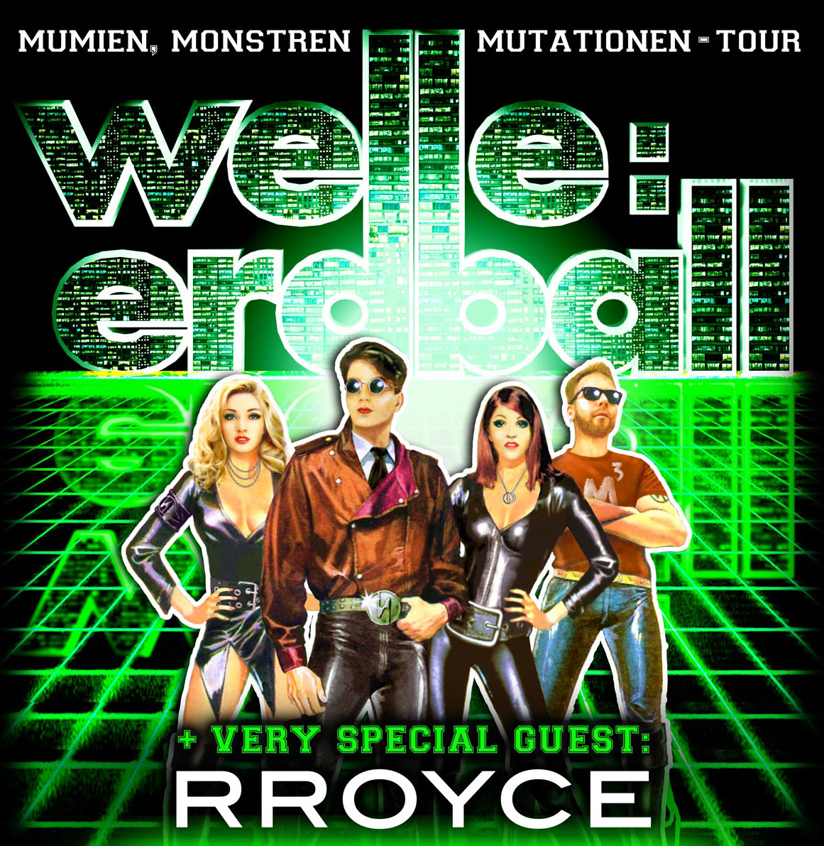 WELLE:ERDBALL - Mumien, Monstren, Mutationen TOUR 2019 - 23.11.2019